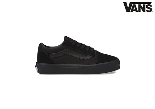 VANS KIDS OLD SKOOL (black/black)