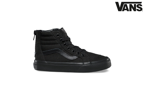 VANS KIDS POP CHECK SK8-HI ZIP
