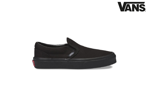 VANS KIDS SLIP-ON (black/black)