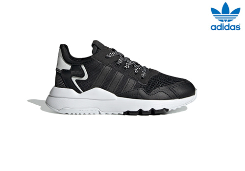 ADIDAS ORIGINALS NITE JOGGER (core black)